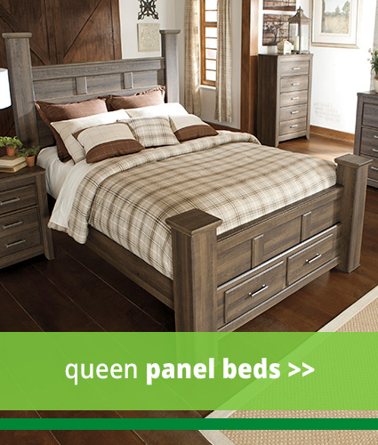 Panel Beds
