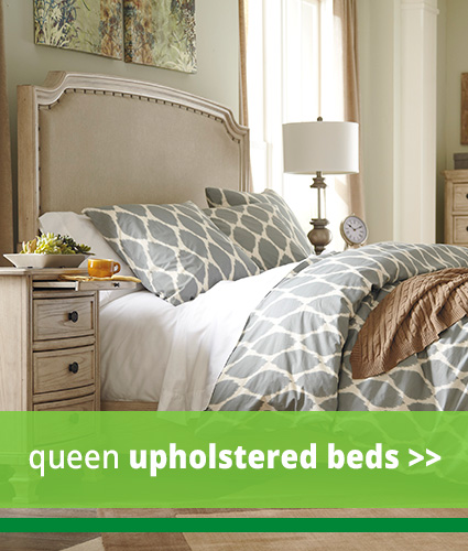 Queen Upholstered Beds