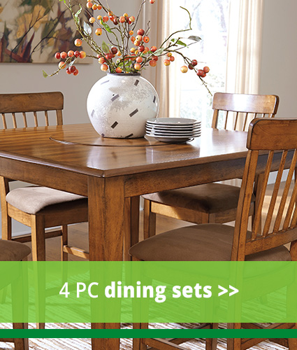 Dining Room Set 4 PC Sets